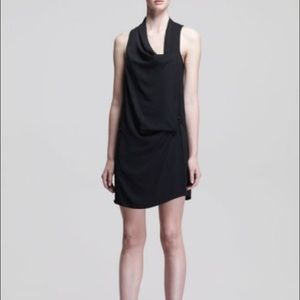 Solar Drape Dress